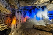 Кунгурская ледяная пещера из Перми