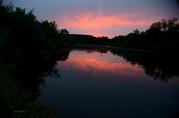 Сплав  по реке Ирень