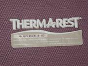 Самонадувающийся туристический коврик. Term-A-Rest