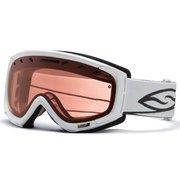 Очки горнолыжные Smith Phenom оправа White / линзы RC36